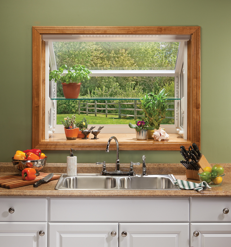 Series 2050 DP50-Rated Garden Window