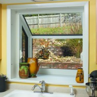 Garden Window 2050 - interior
