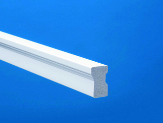 Cellular PVC Exterior Trim - Ventana USA