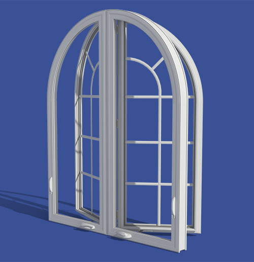 series 3000 architectural operable casement windows