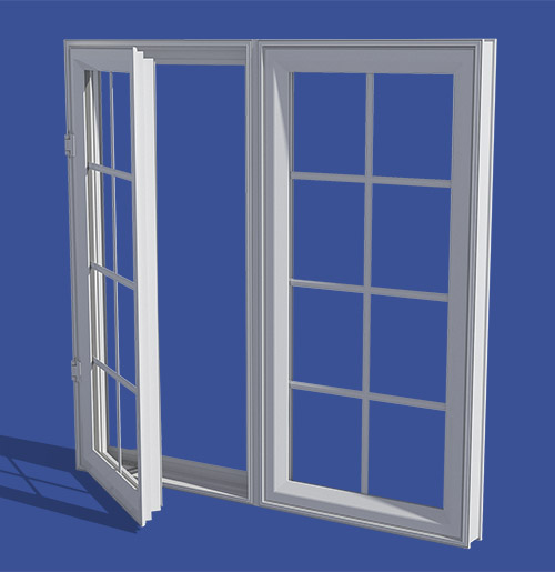 Series 3100 Architectural Casement Windows Ventana Usa