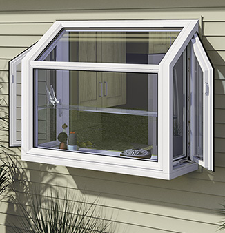 Series 2050 Dp50 Rated Garden Window Ventana Usa